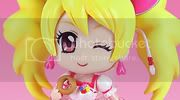 Cure Peach Chibi-arts Review